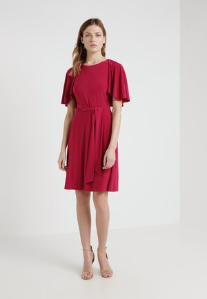 GAELYN DAY DRESS - Jerseykjole - bright orchid