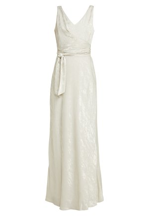 JAYLENE SLEEVELESS EVENING DRESS - Occasion wear - pearlescent