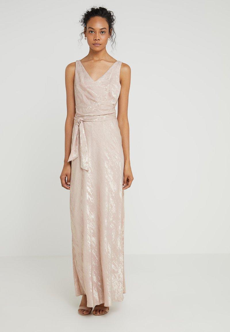 Lauren Ralph Lauren - JAYLENE SLEEVELESS EVENING DRESS - Robe de cocktail - rose