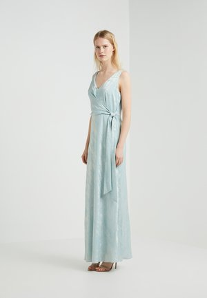 JAYLENE SLEEVELESS EVENING DRESS - Gallakjole - seaglass