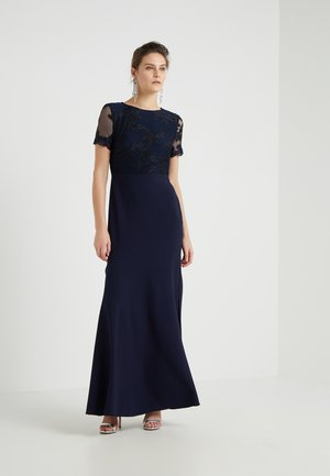 BRINLEY SHORT SLEEVE EVENING DRESS - Occasion wear - lighthouse navy