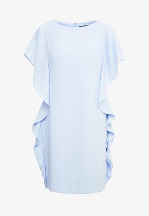 ELLEE SHORT SLEEVE DAY DRESS - Cocktailjurk - whisper blue