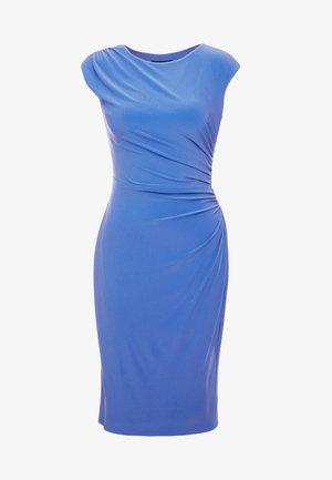RONI  SLEEVE DAY DRESS - Fodralklänning - lush hydrangea