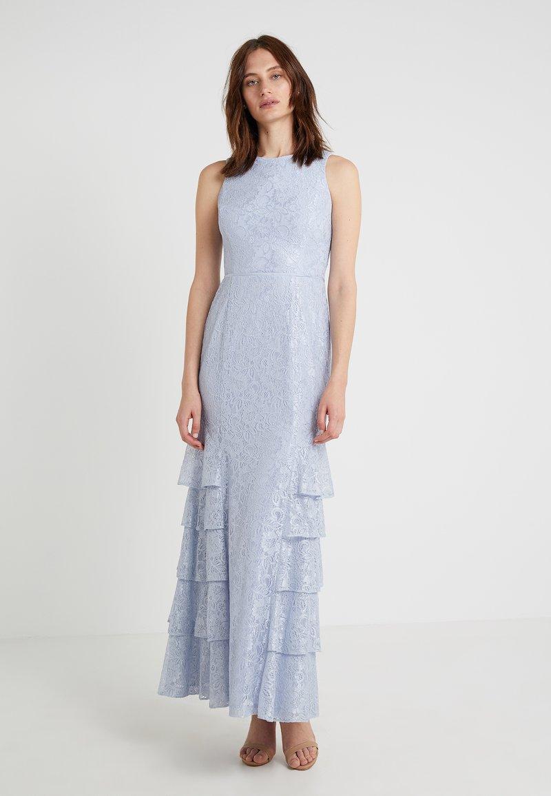 Lauren Ralph Lauren - DAVIANA  - Vestido de fiesta - whisper blue/silver
