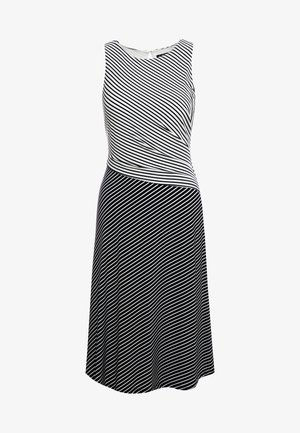 Jerseykleid - navy/colonial