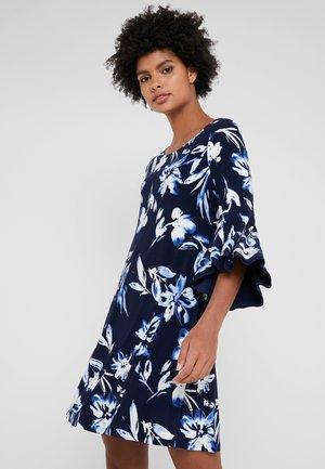 DEEP TYCENDA - Vestito di maglina - navy/blue