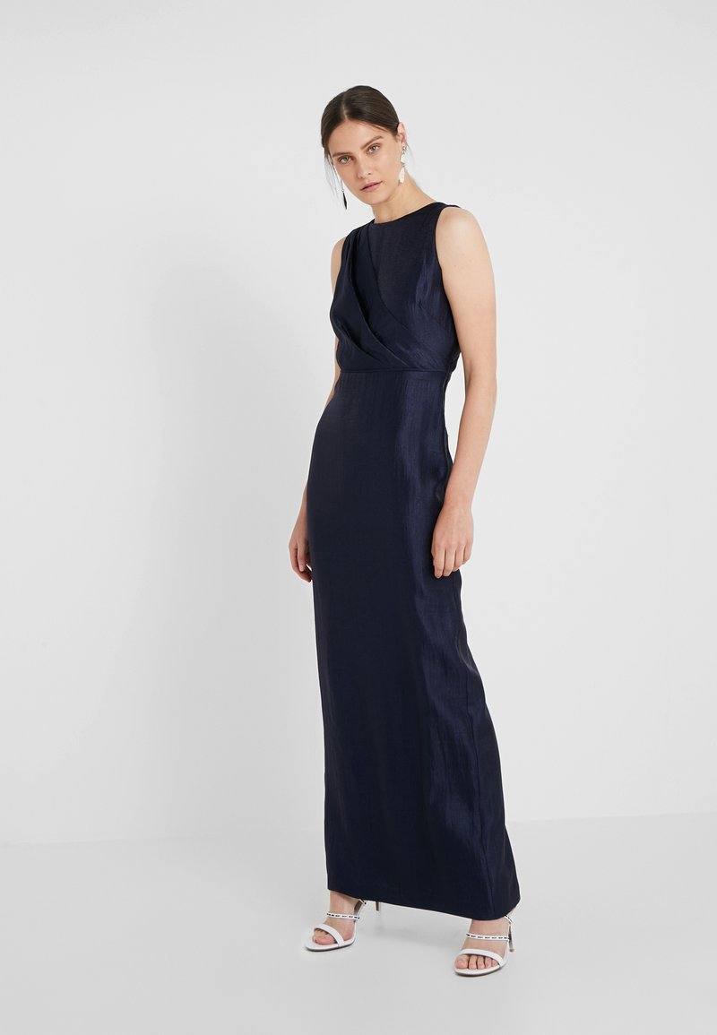 Lauren Ralph Lauren - FOIL BERTILLIA - Ballkleid - lighthouse navy