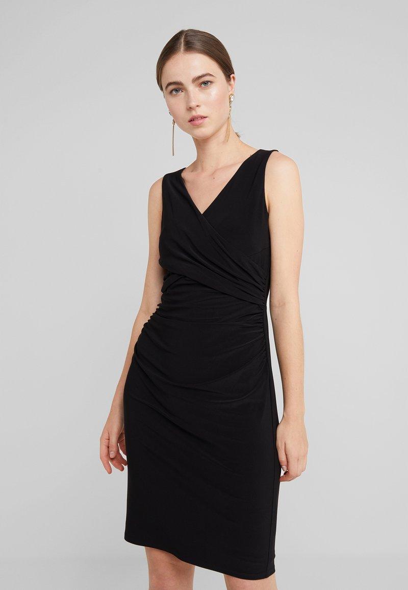 Lauren Ralph Lauren - JAMIONN - Vestido de tubo - black