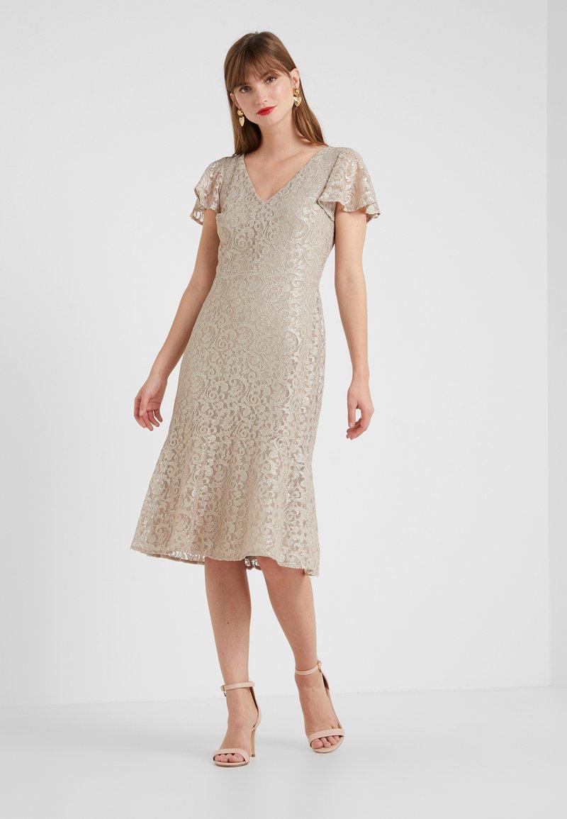 Lauren Ralph Lauren - CATIARA - Cocktail dress / Party dress - beige