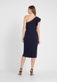 Lauren Ralph Lauren - LUXE TECH LARIS - Robe fourreau - lighthouse navy - 2