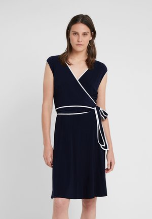 Robe en jersey - lighthouse navy