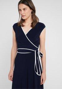 Lauren Ralph Lauren - Robe en jersey - lighthouse navy - 4