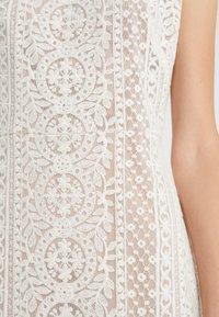 Lauren Ralph Lauren - BANZIA - Korte jurk - ivory - 5