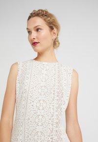 Lauren Ralph Lauren - BANZIA - Korte jurk - ivory - 3