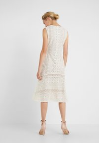 Lauren Ralph Lauren - BANZIA - Korte jurk - ivory - 2