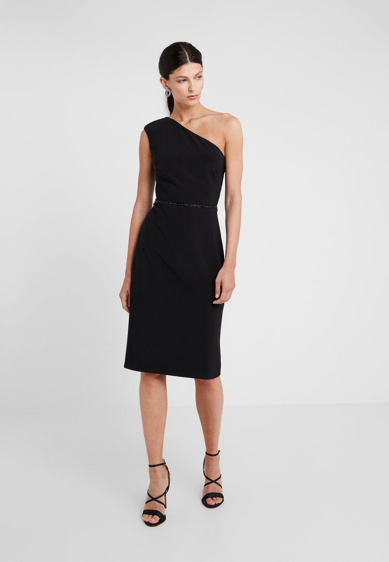 Lauren Ralph Lauren - BONDED DRESS - Shift dress - black