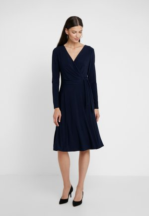 MID WEIGHT DRESS - Jerseyjurk - lighthouse navy