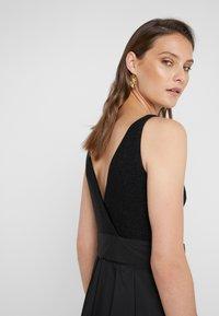 Lauren Ralph Lauren - MEMORY TAFFETA LONG GOWN COMBO - Occasion wear - black - 3