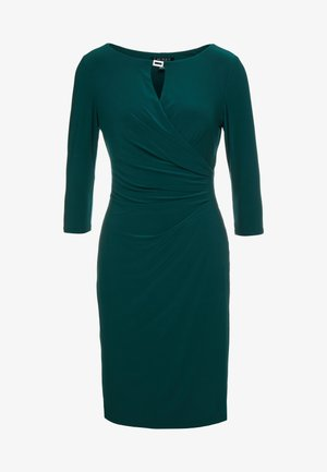 MID WEIGHT DRESS - Tubino - dark fern