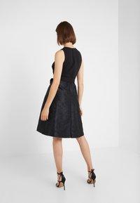Lauren Ralph Lauren - FLORAL  - Robe de soirée - black - 2