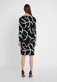 Lauren Ralph Lauren - MATTE DRESS - Fodralklänning - black/colonial - 2