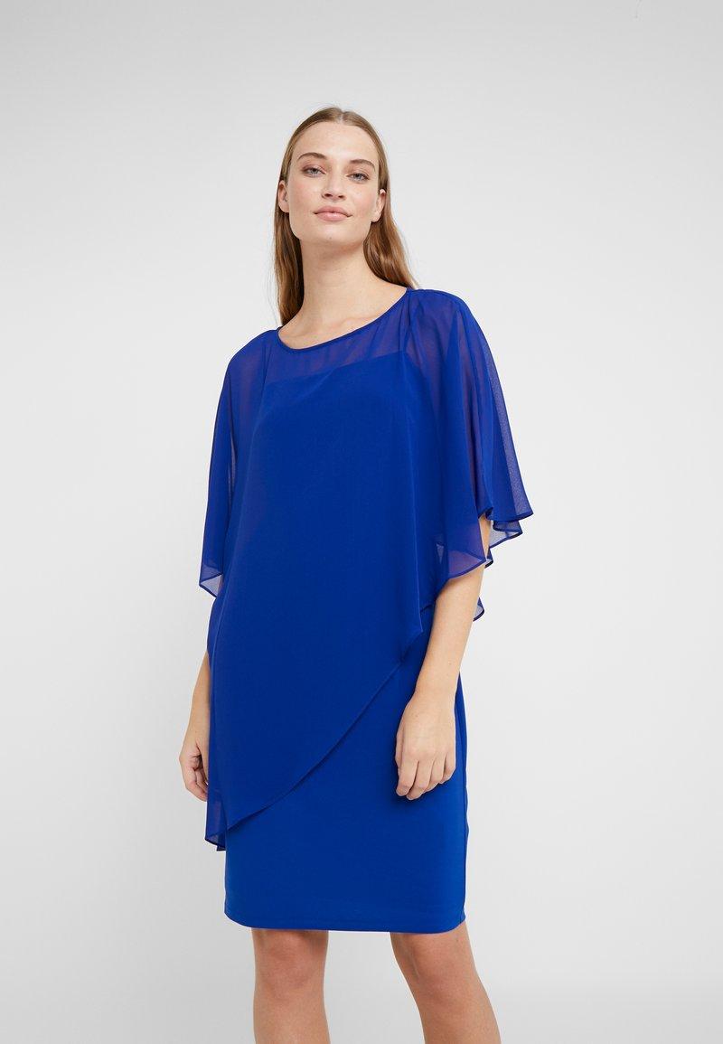 Lauren Ralph Lauren - CLASSIC - Vestido de cóctel - deep blue