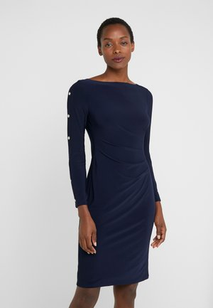 CLASSIC DRESS - Robe en jersey - lighthouse navy
