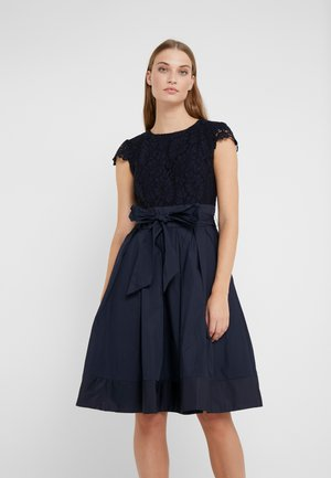 MEMORY TAFFETA COCKTAIL DRESS - Vestito elegante - lighthouse navy