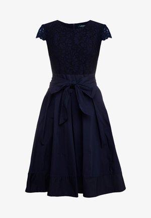 MEMORY TAFFETA COCKTAIL DRESS - Robe de soirée - lighthouse navy