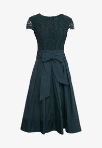 Lauren Ralph Lauren - MEMORY TAFFETA COCKTAIL DRESS - Cocktailjurk - dark fern - 4