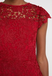 Lauren Ralph Lauren - LITCHFIELD DRESS - Vestido de cóctel - scarlet red - 5