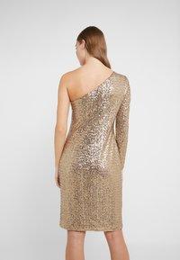 Lauren Ralph Lauren - Koktejlové šaty/ šaty na párty - white sand shine - 2