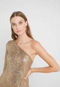 Lauren Ralph Lauren - Koktejlové šaty/ šaty na párty - white sand shine - 4