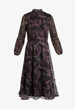 Kjole - black/multi-coloured