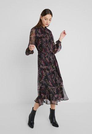 Vestido informal - black/multi-coloured