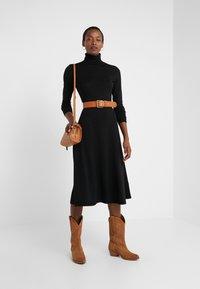 Lauren Ralph Lauren - Jumper dress - polo black - 1