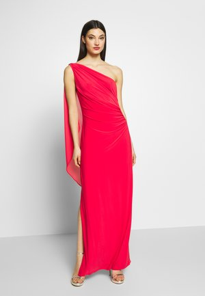 MID WEIGHT GOWN - Vestito elegante - watermelon