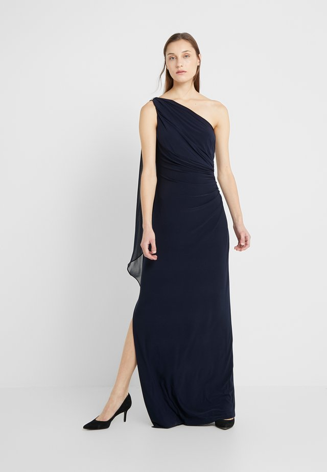 MID WEIGHT GOWN - Sukienka koktajlowa - lighthouse navy