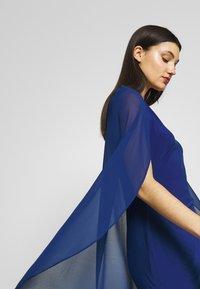 Lauren Ralph Lauren - CLASSIC DRESS COMBO - Cocktailjurk - parisian blue - 4