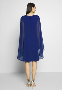 Lauren Ralph Lauren - CLASSIC DRESS COMBO - Cocktailjurk - parisian blue - 2