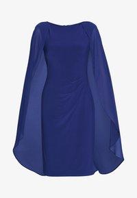 Lauren Ralph Lauren - CLASSIC DRESS COMBO - Cocktailjurk - parisian blue - 3