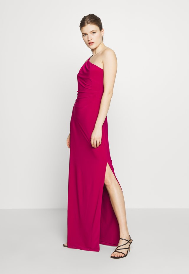 CLASSIC LONG GOWN - Occasion wear - bright fuchsia