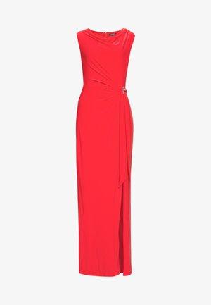 CLASSIC LONG GOWN TRIM - Maxi šaty - watermelon