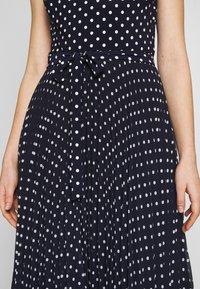 Lauren Ralph Lauren - MATTE DRESS - Vestido informal - navy - 5
