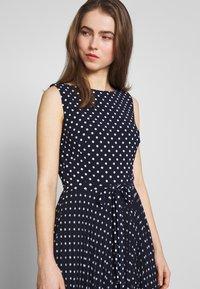Lauren Ralph Lauren - MATTE DRESS - Vestido informal - navy - 3