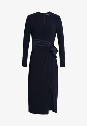 MID WEIGHT DRESS COMBO - Robe en jersey - lighthouse navy