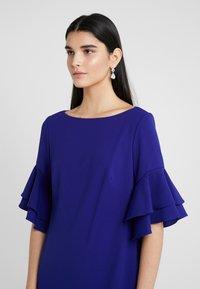 Lauren Ralph Lauren - LUXE TECH DRESS - Jerseyjurk - cannes blue - 5