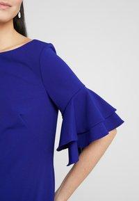 Lauren Ralph Lauren - LUXE TECH DRESS - Jerseyjurk - cannes blue - 3