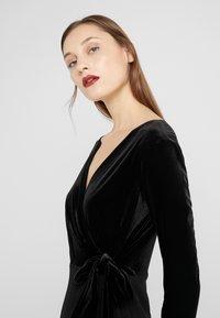 Lauren Ralph Lauren - CLASSIC DRESS COMBO - Tubino - black - 4