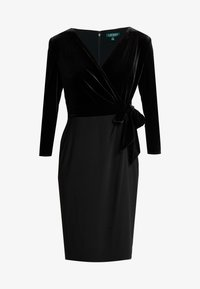 Lauren Ralph Lauren - CLASSIC DRESS COMBO - Tubino - black - 5
